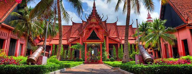 The National Museum – Phnom Penh