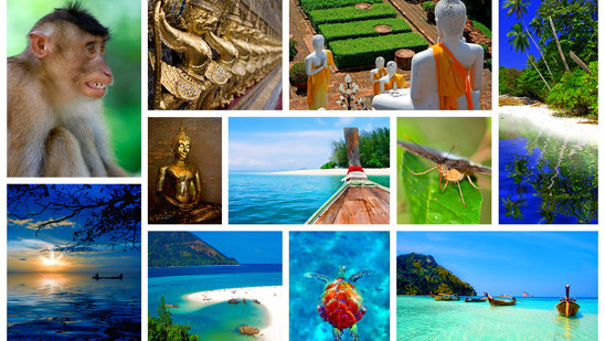 For the Cram Session Thailand Tour: 5 Must-See Destination in the Land of Smiles