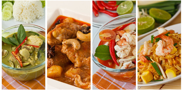 5 Must-Try Mouth-Watering Thai Dishes